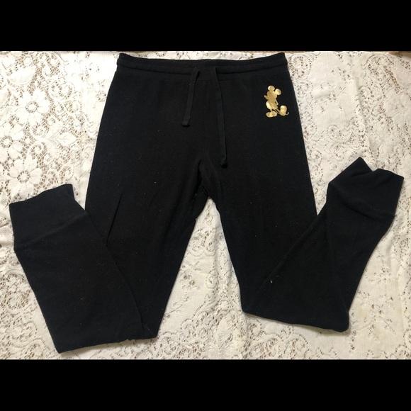 Disney Pants - Disney Mickey Mouse Large Sweatpants